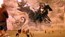 Pirates-Of-The-Caribbean-Jack-Sparrow-Graffiti-Mural