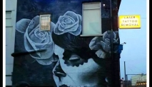 Steel Point Croydon Tattoo Graffiti Mural
