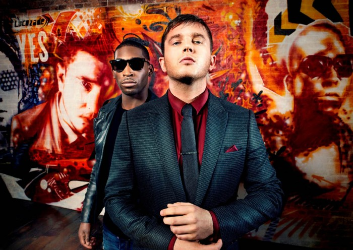 Lucozade Yes Tinie tempah Plan B graffiti