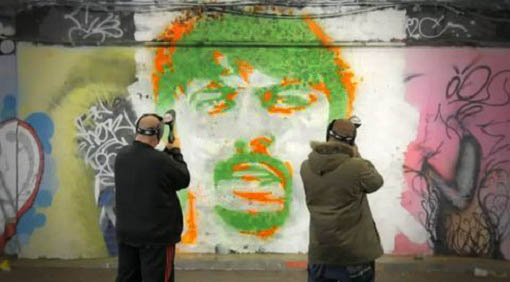 Mountain Dew Street Art Video goes Viral