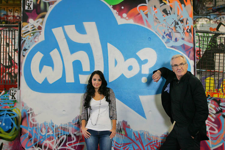 Tulisa from N-Dubs & British acting royalty Larry Lamb get down with the Kings.