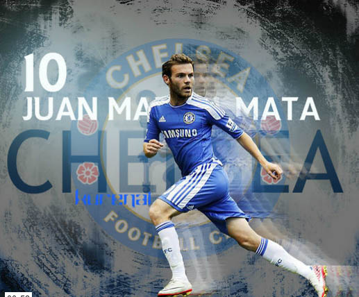 Chelsea FC Juan Mata vs Graffiti Kings – watch the video here :)
