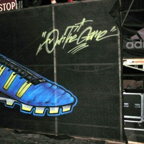 adidas graffiti boot