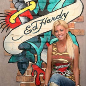 ed hardy girl wow