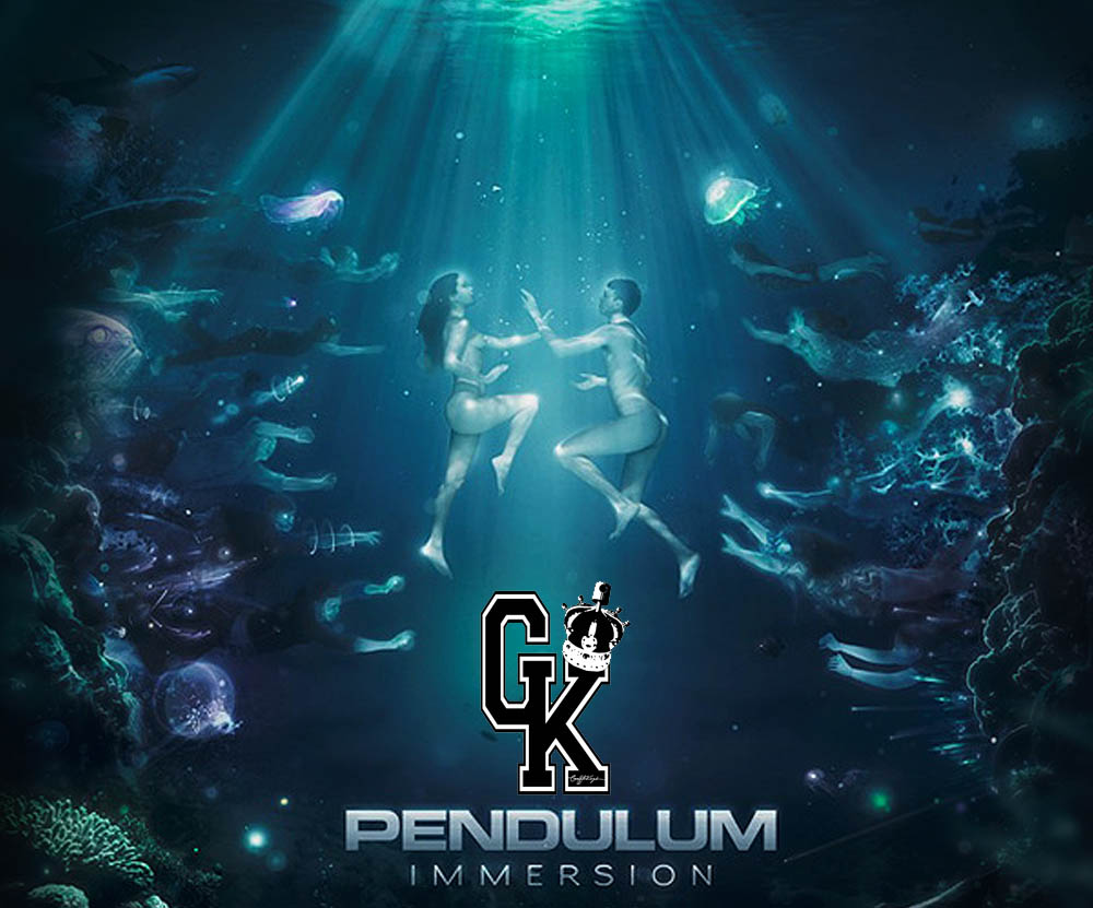 Worldwide band Pendulum ask us to paint their new album cover – watch the video here