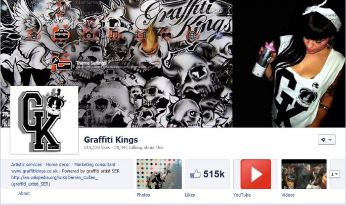 graffiti kings facebook graffiti artist