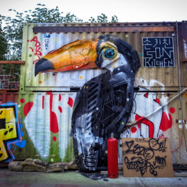 8 Epic Locations For Street Art & Graffiti