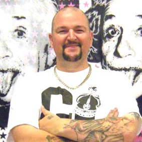 Darren Cullen Graffiti Kings Director, Founder & Artist