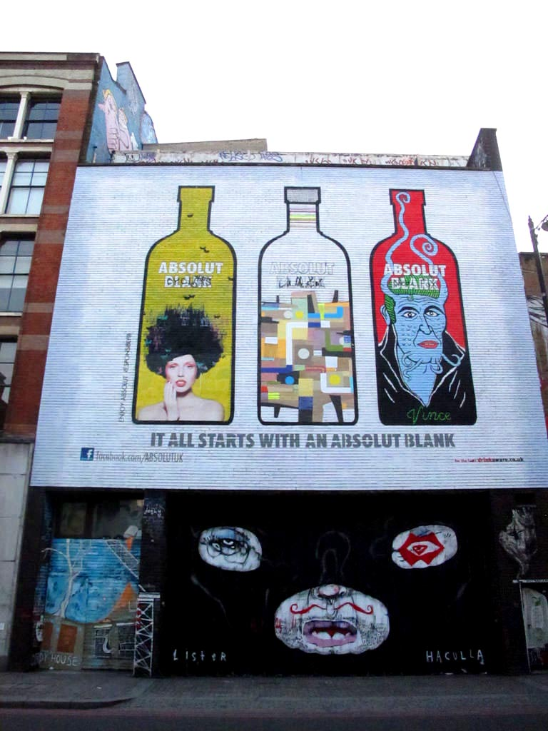 Absolut Street Art Graffiti Kings