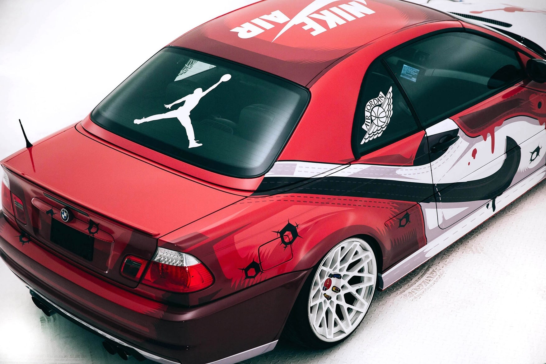 Graffiti Kings Air Jordan BMW 400ml
