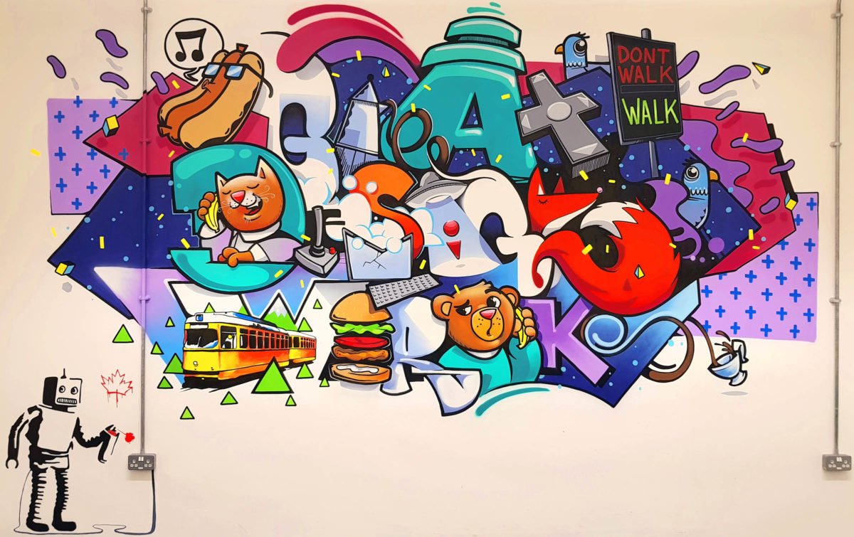Graffiti Art by Graffiti Kings
