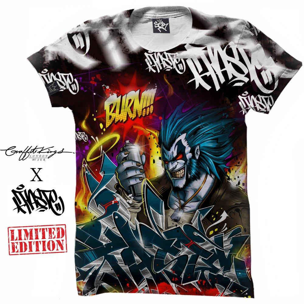 Taste Graffiti Kings tshirt