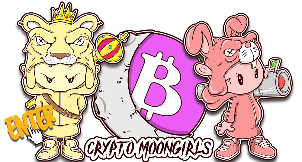 THE CRYPTO MOONGIRLS NFTS