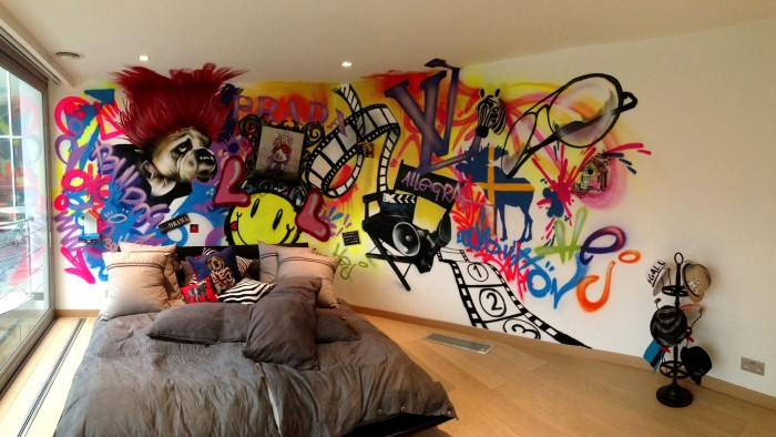 Graffiti Artist for Hire by the Graffiti Kings LondonCustom ...