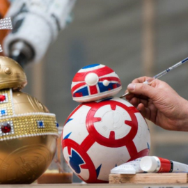Star Wars x Graffiti Kings x BB-8 Auction