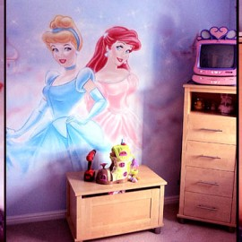 Graffiti Bedroom Murals