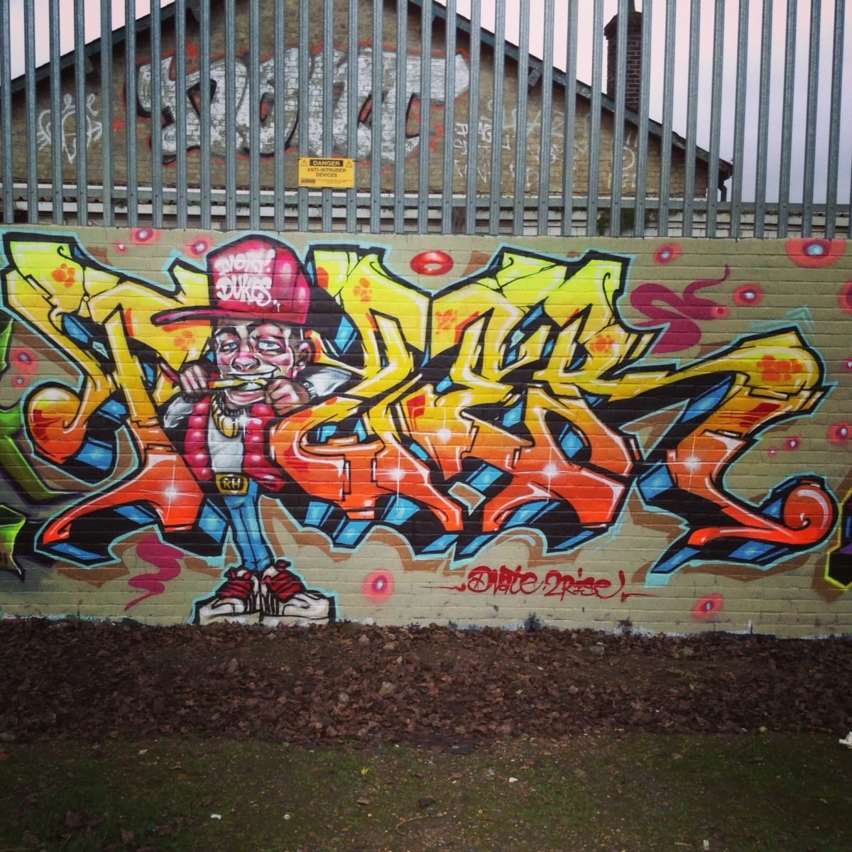 Graffiti Kings Artist Tizer