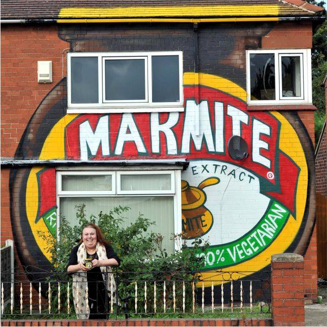 Graffiti Kings love Marmite so we said YES when they got in touch.