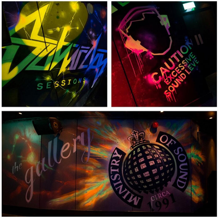 ministry of sound graffiti kings