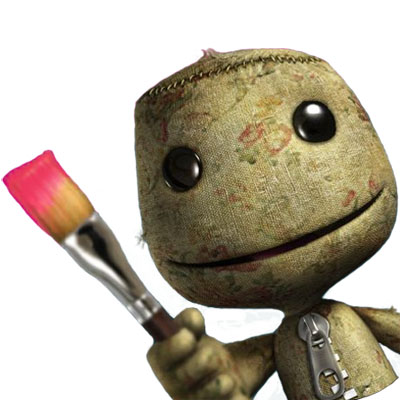 sackboy copy