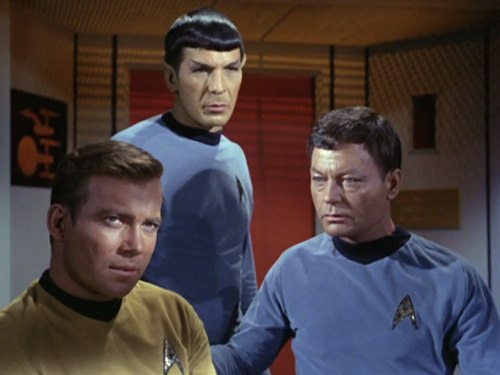 Star Trek comes to London & get down with the Kings